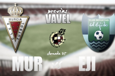 Real Murcia - Ejido: no vale perder
