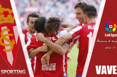 Especiais La Liga 2016/17 Sporting Gijón: mais uma temporada ruim e sem salvação