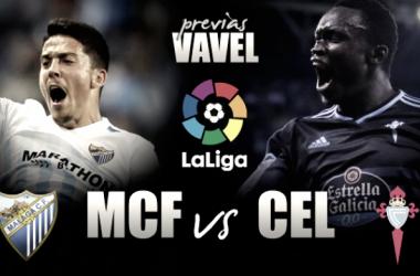 Previa Málaga-Celta: Un duelo sin mucho en juego