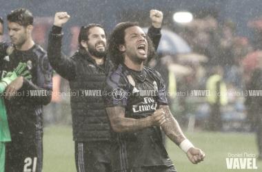 """Marcelo: """"En ningún momento temimos, somos el Madrid"""""""