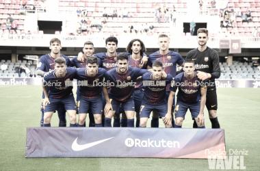 FC Barcelona B - Real Zaragoza: puntuaciones del Barça B, jornada 42 de La Liga 123