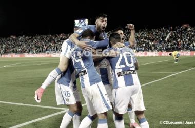 Cada gol del Leganés vale dos puntos