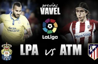 Previa UD Las Palmas vs Atlético de Madrid: El Atleti visita un fortín