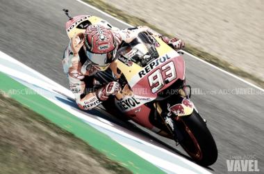 """Test Moto GP - Marquez: """"Il nuovo motore è ancora più performante ma c'è da lavorare"""""""