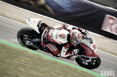 Takaaki Nakagami en el Gran Premio de España | FOTO: Lucas ADSC (VAVEL)