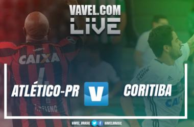Resultado Athletico-PR 1 x 2 Coritiba pelo Campeonato Paranaense 2019