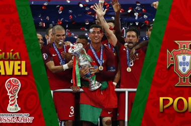 Guía VAVEL Copa Confederaciones 2017: Portugal