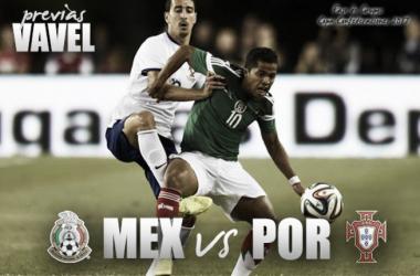 Portugal México previa | Foto: VAVEL México