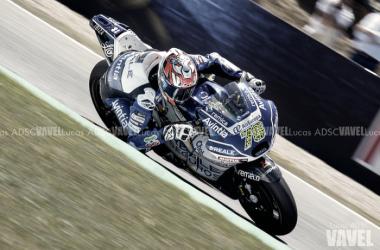 Loris Baz en el Circuito de Jerez. |FOTO: Lucas ADSC (VAVEL)