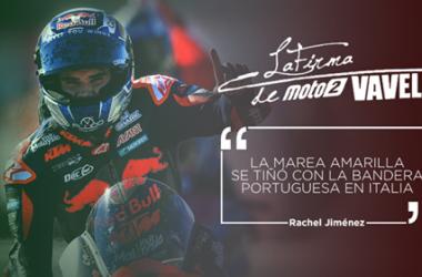 La Firma de Moto2 VAVEL del GP de Italia. Fotomontaje: Martin Velarde Falcón - VAVEL