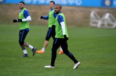 Inter, suma a Rafinha y Valero contra el Nápoli
