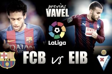 Previa FC Barcelona - SD Eibar: todo o nada