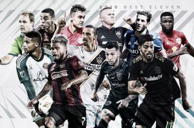 Mejor XI MLS 2018: Fuerza latina