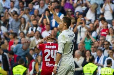 Cristiano Ronaldo quiere la Liga | Foto: Daniel Nieto (VAVEL)