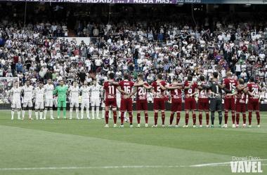 Real Madrid- Sevilla, en un duelo anterior.Foto: Daniel Nieto (VAVEL)