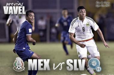 México vs El Salvador: La previa, horario y pronóstico