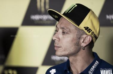 "Rossi: ""Pensaba que daríamos un paso respecto a Motegi, pero no ha sido así"""