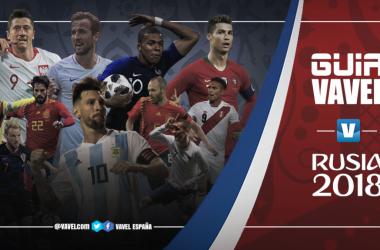 Después de cuatroaños esperando, vuelve el Mundial. | Montaje: Martín Velarde (VAVEL)