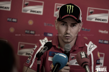 """Jorge Lorenzo: """"Estamos preparados para todas las situaciones"""""""