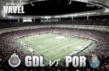 Previa Chivas Porto | Foto: VAVEL México