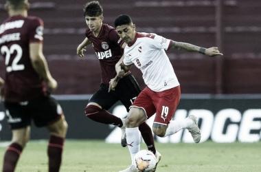 Independiente vs Lanús: El historial