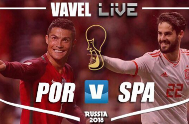 Spain take on Portugal in Group B. Photo: Vavel