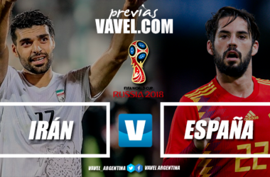 Iran - Spagna