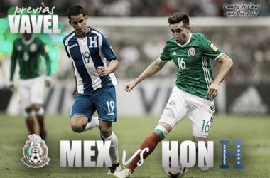 Previa México Honduras | Foto: VAVEL México
