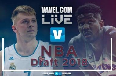 NBA Draft 2018- diretta live chiamata per chiamata