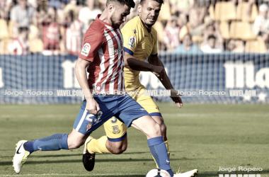 Moi Gómez, faro sportinguista en Lugo