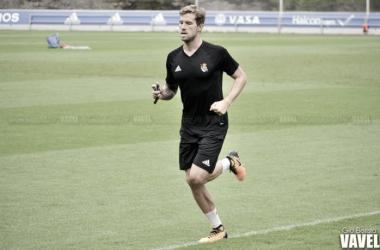 Iñigo Martínez ficha por el Athletic Club