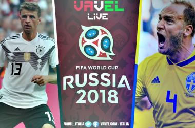 Diretta Russia 2018, live Germania-Svezia. KROOS NEL FINALE, vince la Germania (2-1)