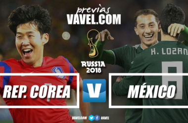 Russia 2018 - Il Messico contro la Corea per blindare il passaggio del turno