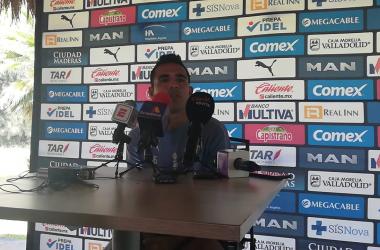 Escoboza está agradecido por volver a primera división. Foto: Club Querétaro