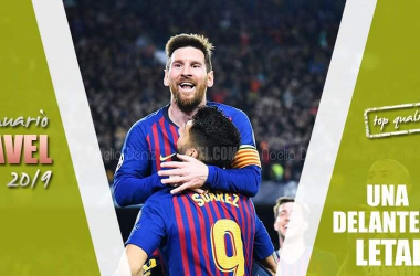 Anuario VAVEL FC BARCELONA 2019: una delantera letal