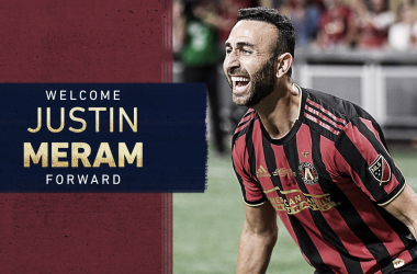 Justin Meram refuerza a Real Salt Lake