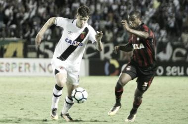 Buscando finalmente entrar no G-7, Vasco vai ao Paraná visitar o Atlético-PR