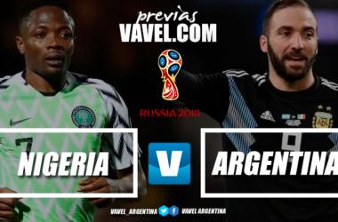 Previa Nigeria - Argentina: la batalla de San Petersburgo