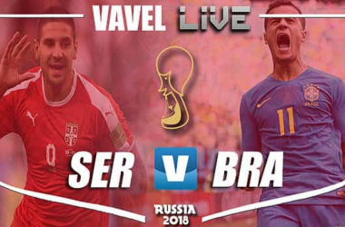 Resumen Serbia vs Brasil en Mundial Rusia 2018