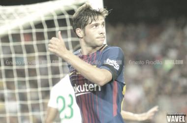 Sergi Roberto, culé hasta 2022