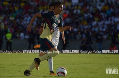 Aguilar ha retomado la titularidad con los cremas | Foto: Rodrigo Peñas