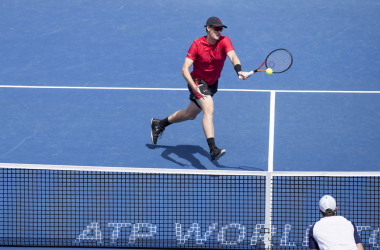Murray clinched the US Open mixed doubles crown with Bethanie Mattek-Sands last week