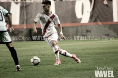 """Entrevista. Álex Moreno: """"Ha habido ofertas, pero me siento importante en el equipo"""" Fotografía: María Olmo (VAVEL.com)"""
