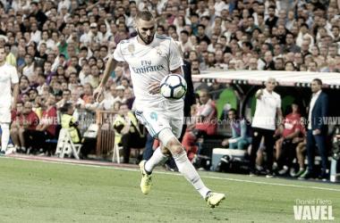 Benzema iguala la peor racha de su carrera como jugador del Madrid