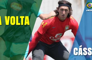 Após superar fase turbulenta, Cássio vê chances renovadas na Seleção Brasileira