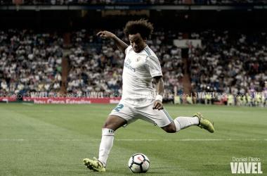 Madridistas nominados al Balón de Oro 2017: Marcelo Vieira