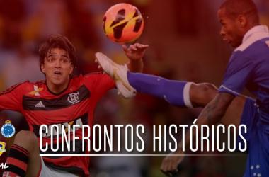 Flamengo x Cruzeiro na Copa do Brasil: confronto de histórias, títulos e muito equilíbrio