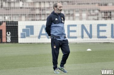 Juanjo Arregi cesado como entrenador del equipo femenino