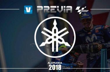 Previa Yamaha GP de Alemania: objetivo, la victoria. | FOTOMONTAJE: Raquel Jiménez - VAVEL España