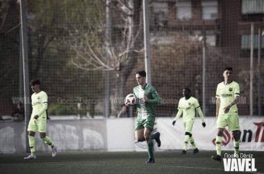 El filial se dejó remontar por la Unió Esportiva Cornellà | Foto de Noelia Déniz, VAVEL